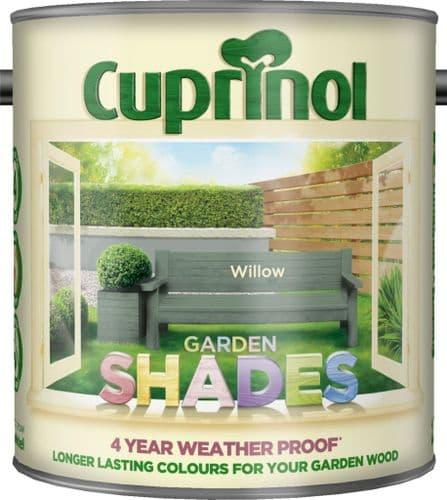 Cuprinol Garden Shades 2.5L - Willow