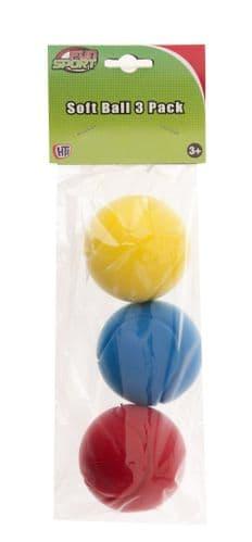 Everyday 3 Soft Balls