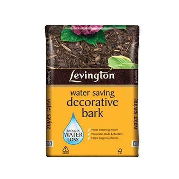 Levington Water Saving Decorative Bark 75LTR
