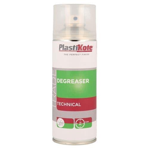 PlastiKote Degreaser Spray - 400ml