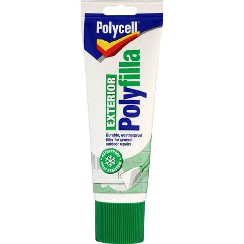 Polycell Exterior Polyfilla Tube