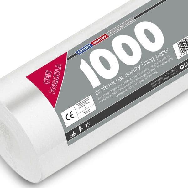 Professional Lining Paper 1000 Grade