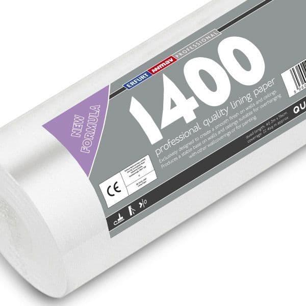 Professional Lining Paper 1400 Grade