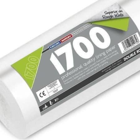 Professional Lining Paper 1700 Grade