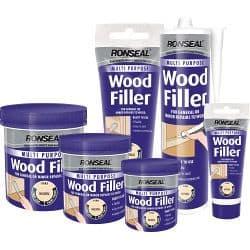 Ronseal Multi Purpose Wood Filler 325g - Dark