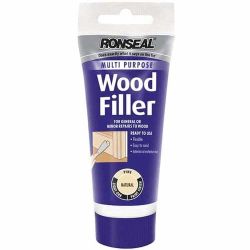 Ronseal Multi-Purpose Woodfiller 325g (Select Colour)