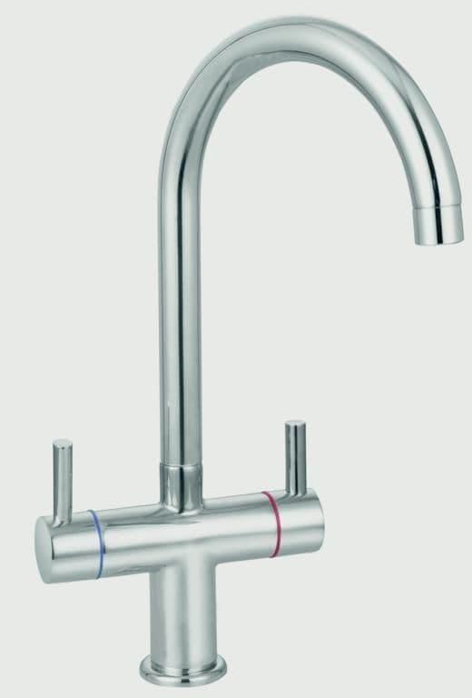 SP Sienna Mono Sink Mixer Tap - H 361mm W 160mm D 172mm