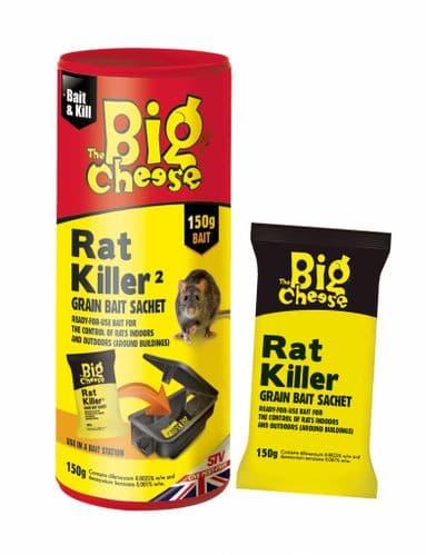 STV Rat Killer Grain Bait Sachet