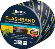 Bostik Flashband Original Finish - 10m x 75mm