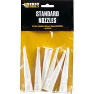 Everbuild Standard Nozzles (6)