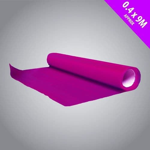 Davies Products Organza 0.4 x 9m - Fuschia