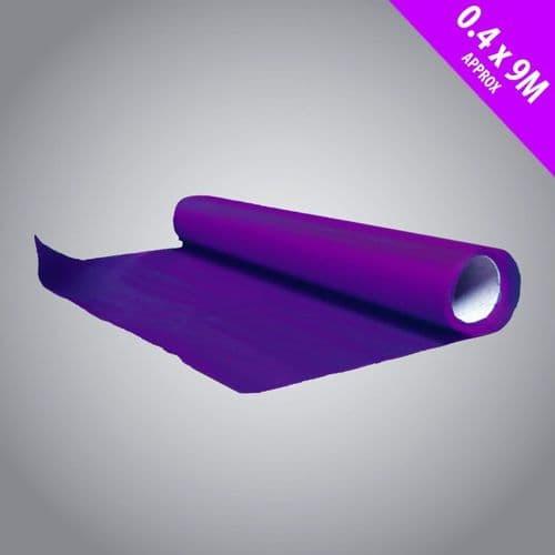 Davies Products Organza 0.4 x 9m - Purple