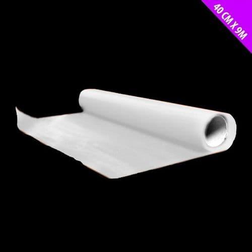 Davies Products Organza 0.4 x 9m - White