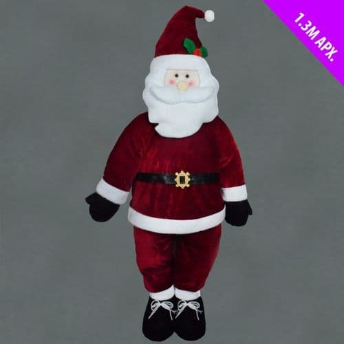 Davies Products Santa Greeter - 1.3m