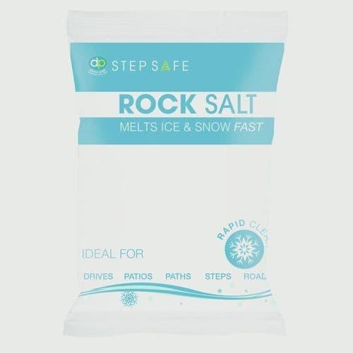 Deco-Pak Winter Rock Salt - 20kg Brown