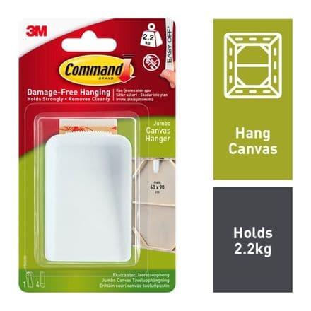 Command™ Canvas Hanger - Jumbo