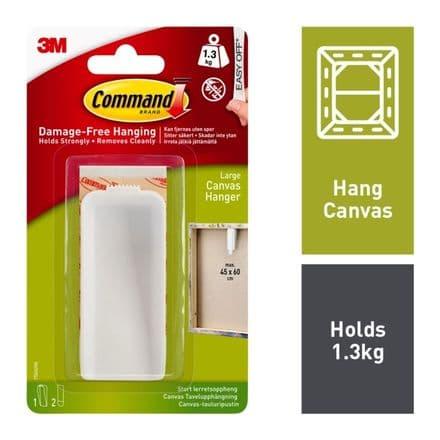 Command™ Canvas Hanger - Large