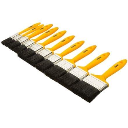 Coral Essentials Paint Brush Set - 10 Piece