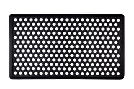 Groundsman Honeycomb Rubber Mat - 40 x 70cm
