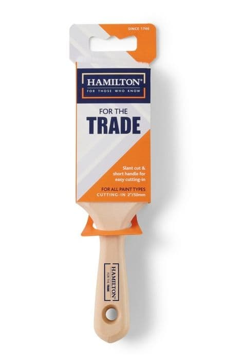 """Hamilton For The Trade Cutting In Brush - 2"""""""