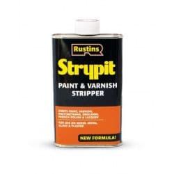 Rustins Strypit Paint & Varnish Stripper - 250ml