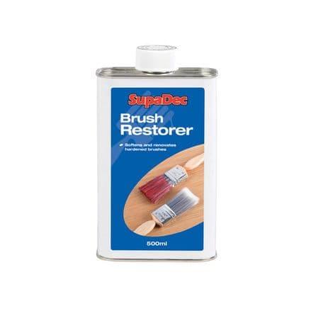 SupaDec Brush Restorer - 500ml