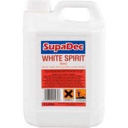 SupaDec White Spirit - 4L