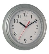 Acctim Wycombe Wall Clock - Grey
