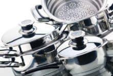Cookware, Pans, Crockery & Glass