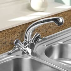 SP Rhodes Mono Mixer Lever Sink Tap
