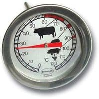 Brannan Dial Thermometer - Meat Roast
