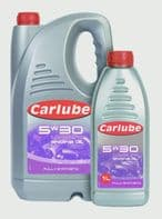 Carlube 5W-30 Longlife Fully Synthetic Engine Oil - 1L