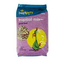 Best Pets Tropical Parrot Food 15kg (collection/local delivery only