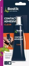 Bostik Contact Extra Strong Adhesive - 50ml Blister