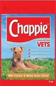Chappie Chicken 15kg Local Delivery only