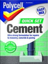 Polycell Quick Set Cement Polyfilla - 2kg