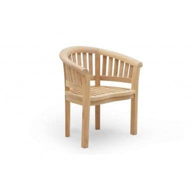 89cm Peanut Scroll Chair