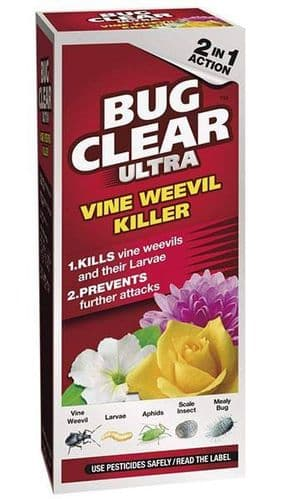 BugClear Scotts Ultra Vine Weevil Killer Concentrate 480ml