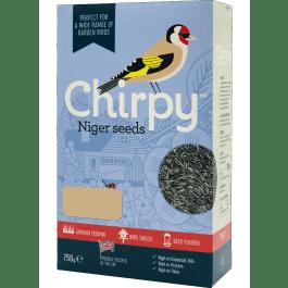Chirpy Niger Seeds