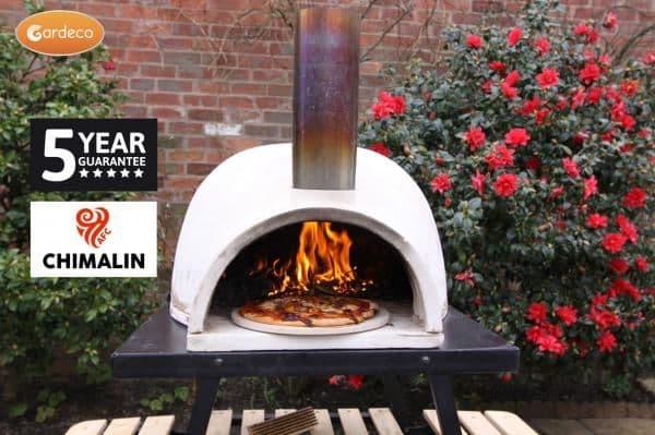 Gardeco Pizzaro Chimalin AFC Pizza Oven