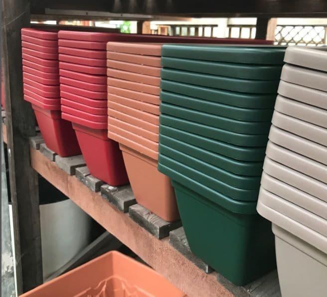 Garden Pots & Planters