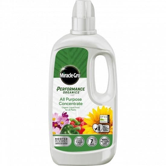 Miracle-Gro Performance All Purpose Concentrate (1L)