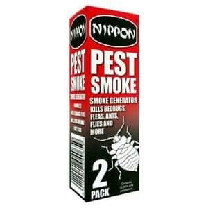 Nippon 5NPS1 Pest Smoke Fumigator Bomb - 2 Pack