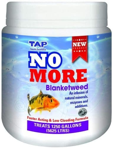 Tap P22601 No More Blanketweed Weed Treatment Remover 500g