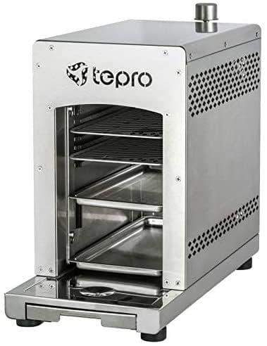 Tepro Toronto 800°c, Steak, BBQ, Gas, Grill, Stainless Steel