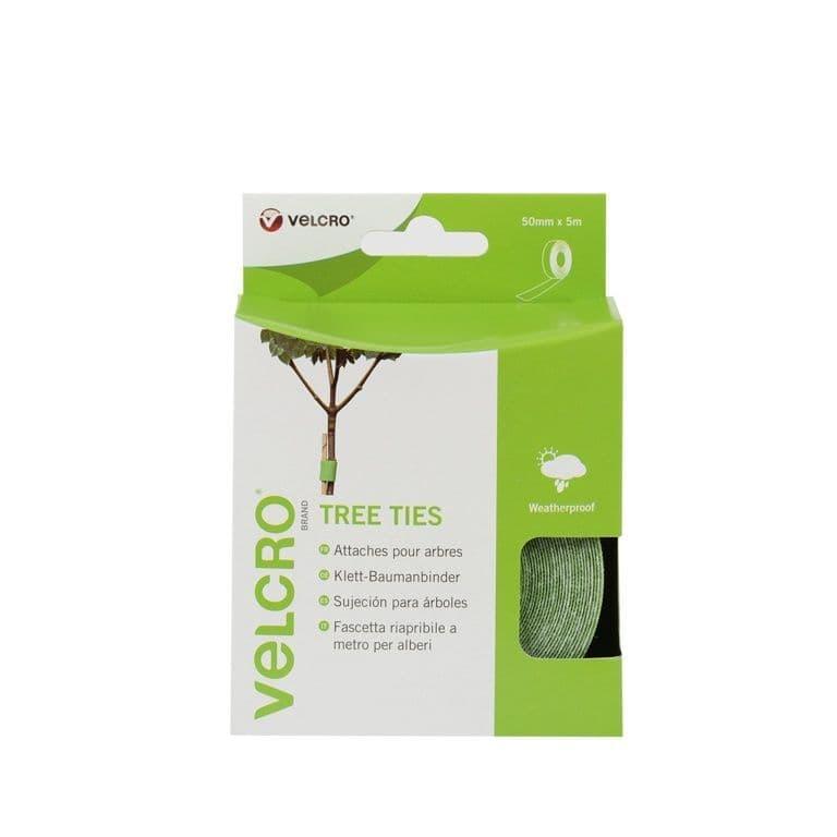 VELCRO® Brand Tree Ties Tape - 50mm x 5m
