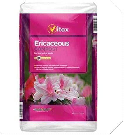 Vitax Ericaceous Compost - 56L bag