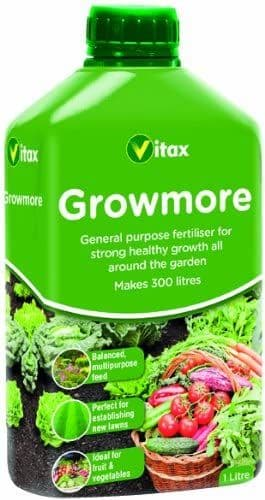 Vitax Liquid Growmore - 1ltr