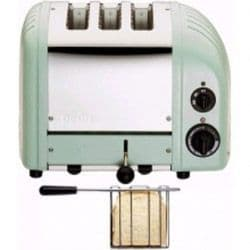 2 + 1 Combi Toaster  Mint Green