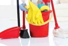 Cleaning Materials & Sundries